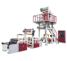 Rotary Die-head High-speed Film Blowing Machine