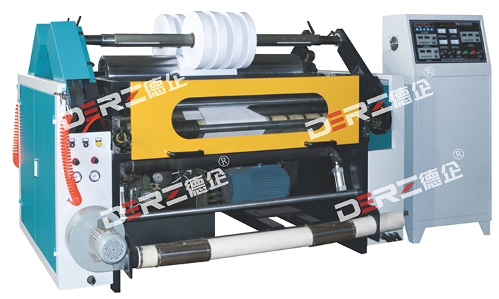 DZFT-H900/1100/1300Slitting and rewinding machine for surface rolling